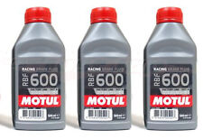 Líquido frenos Coches Moto Motul Racing Factory Line 600 Dot 4 Brake Fluid, 6 L