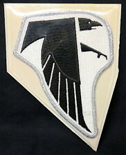 ATLANTA FALCONS ~ NFL TEAM EMBLEM PATCH COLLECTION  Willabee & Ward ~ PATCH ONLY