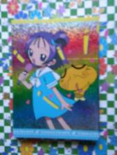 DOREMI MAGICAL MAGICA OJAMAJO TRADING COLLECTION CARDDASS CARD PRISM CARTE