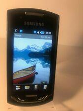 Samsung Monte S5620 - Black (Orange Network) Smartphone Mobile