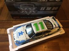 #11 Denny Hamlin 2011 FedEx Autism Speaks Toyota Camry 1 24 Action Car