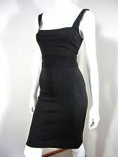MNG SUIT STRETCHY SLEEVLESS DRESS SIZE XS, BLACK