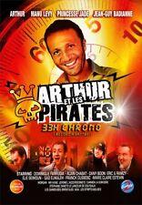 DVD FILM HUMOUR COMEDIE : ARTHUR ET LES PIRATES - DANY BOON / GAD ELMALEH