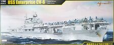MERIT 65302 USS Enterprise CV-6 in 1:350