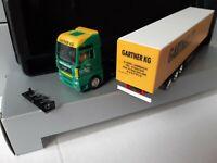 MAN TG 460 A  GARTNER KG 4650 Lambach AUSTRIA   Tautliner  Exclusiv Serie