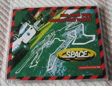 SPACE - Me And You Versus The World - Scarce Mint 1996 Cd Single