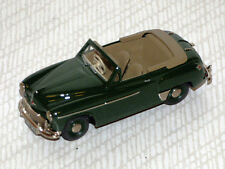 Somerville Built Model Collection Hillman Minx Convertible (Open) dark Green