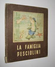 LA FAMIGLIA PESCIOLINI ill. Mariapia - Editrice Piccoli collana piccoli n.8