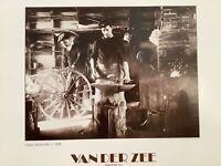 1908 Village Blacksmith  by James Van Der Zee Copyrigh by Mussenden-Van Der Zee