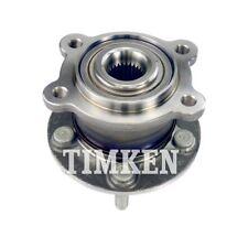 Wheel Bearing and Hub Assembly-AWD Rear Timken HA590479