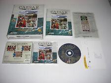 Caesar III PC CD ROM Ceasar 3 Original Big Box-schnelle sichere Post