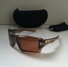 OAKLEY EYEPATCH 1.0 Brown Smoke / Dark Bronze Sunglasses monster dog splice 2 xx