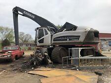 Exodus MX447 Material Handler for Scrap Processing, Demolition