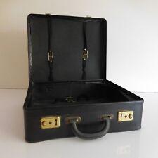 Malette valise attaché-case vintage art déco XXe 1950 1970 PN France