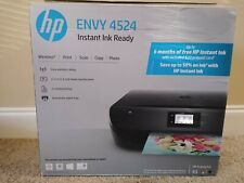 Hp Envy 4524 All In One Printer