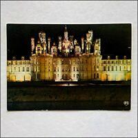 Chateaux De La Loire Chambord Postcard (P412)
