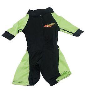 Kids Short Sleeve Sun Suit, Swimsuit, Sun Protection, UV Suit, 1-6 Years