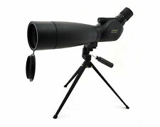 Visionking 20-60x80 Waterproof Bak4 Spotting scope Telescope W/Tripod