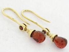 Drop/Dangle Yellow Gold Fine Earrings