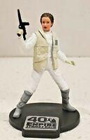 Disney Leia FIGURINE Cake TOPPER STAR WARS Empire Strikes Back Jedi Toy New