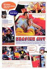 CHASING AMY Movie POSTER 27x40 Japanese Ben Affleck Joey Lauren Adams Jason Lee