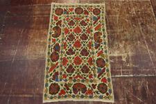 Tapis multicolores coton mélangé persane/orientale traditionnelle pour la maison
