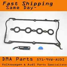 VW Audi 1.8T 1.8 T Valve Cover & Timing Chain Tensioner Gasket MK4 B5