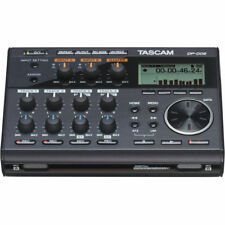 Tascam DP-006 Digital PocketStudio 6-Track Multitrack Recorder with 8GB SD card