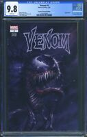 Venom 1 (Marvel) CGC 9.8 White Pages Lucio Parrillo variant Donny Cates story