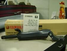 YAMAHA OUTBOARD 6X4-42103-57-00 TILLER HANDLE ASSEMBLY FOR F40 THRU F115B
