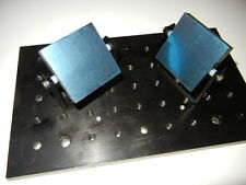 Laser Optics Laser Show Bounce Mirror 2 X 2 With First Surface Mirror Lot Of 3