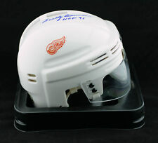 Scotty Bowman SIGNED Detroit Red Wings Mini Helmet HOF RARE PSA/DNA AUTOGRAPHED