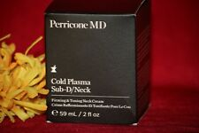 DR PERRICONE COLD PLASMA SUB D NECK FIRMING TONING CREAM 2 OUNCES AUTHENTIC BOXD