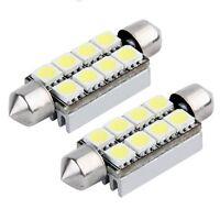 2 pcs Canbus Festoon 8 SMD LED 211 C5W Festoon Lamp 43 mm SH D4W1 R5J0