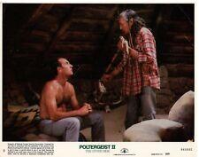 POLTERGEIST 2(1986) Original lobby card