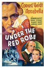 UNDER THE RED ROBE 1937 Adventure Romance Movie Film PC iPhone INSTANT WATCH