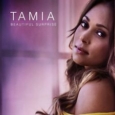 TAMIA CD - BEAUTIFUL SURPRISE (2012) - NEW UNOPENED - R&B SOUL