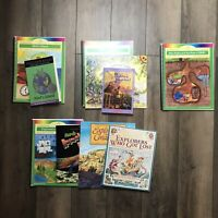 Moving Beyond the Page Age 8-10 Homeschool curric& bks lot ~Con 4, Units 1,2,& 3