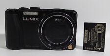 Panasonic LUMIX DMC-ZS25 LEICA 20x Full HD 16.1MP Mega Pixels Camera Black