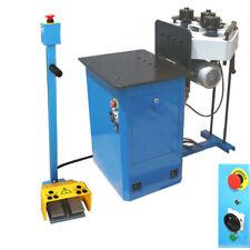 Bandring Roller Bending Machine 1hp Hv 3phase 220v Bending 1 14 Inch Tube Pipe