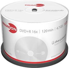 PRIMEON DVD R 4.7 GB 50er Spindel (2761224)