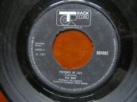 THE WHO Pictures Of Lily-Doctor Doctor Track 604002 1967
