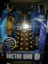 """Doctor Who 12"""" Radio Controlled Asylum Dalek BNIB"""