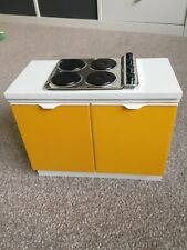 Pedigree Vintage Sindy Kitchen Hob c1978 -