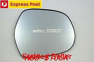 RIGHT DRIVER SIDE MIRROR GLASS FOR TOYOTA LAND CRUISER  200 SERIES 2007 ONWARD