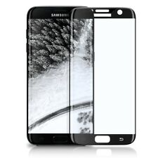 3D Panzer Glasfolie Samsung Galaxy S7 Edge Full Screen Protector Cover Curved 9H