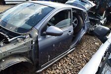 2007 NISSAN QASHQAI J10 PASSENGERS SIDE LEFT HAND FRONT DOOR - FADED DENIM (B52)