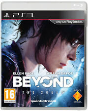 Beyond Two Souls PS3 *in Excellent Condition*