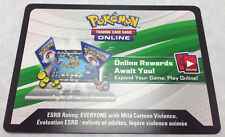 "Pokemon - unlock a Reward ONLINE CODE - Select from ""Styles"" - Will be emailed"