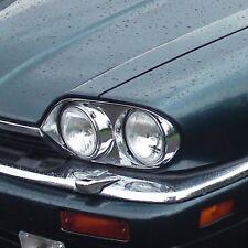 Umrüstset 4x Scheinwerfer mit Leuchtmittel Jaguar XJS TÜV E Front Headlamp Kit